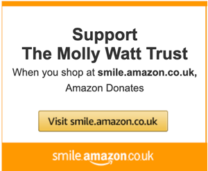 Donate at smile.amazon.co.uk
