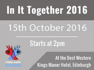 15th October 2016 In It Together @ Edinburgh