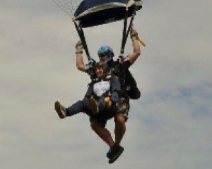 September's Skydive/ Now November Skydive