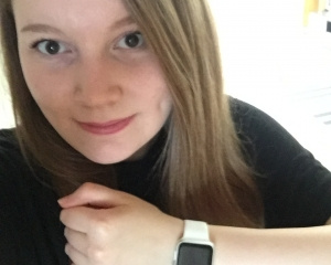 Charlotte's Applewatch